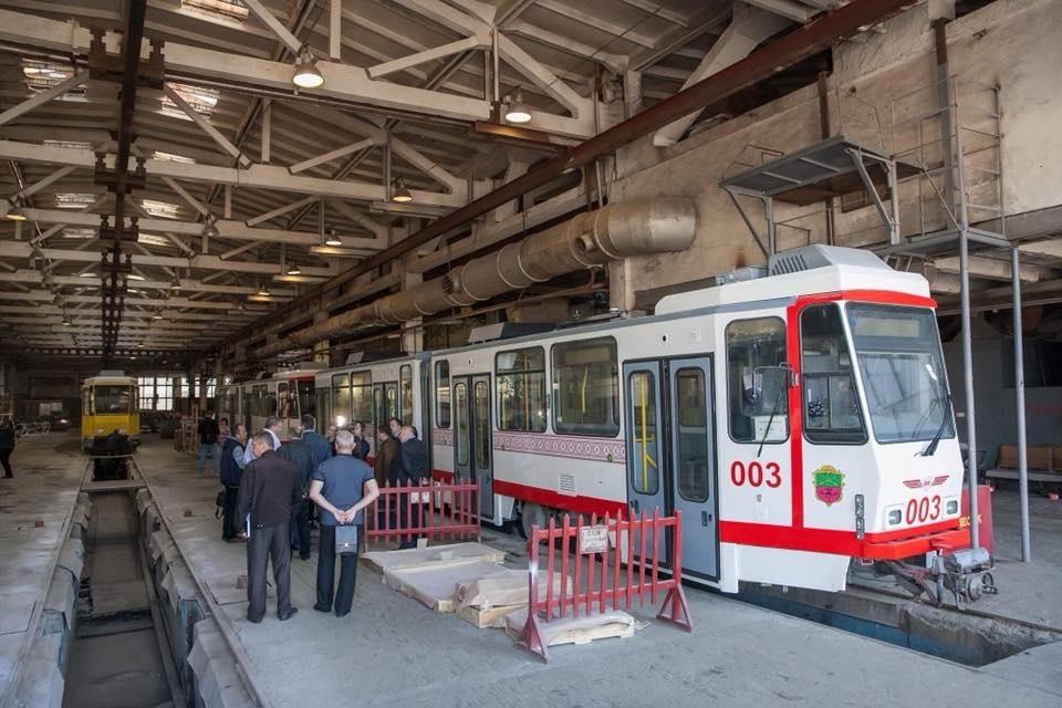 Як у Запоріжжі будуть виглядати вживані європейські трамваї (фото)