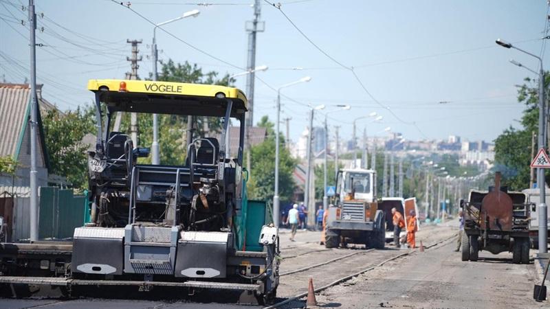 У Запоріжжі буде тимчасово перекрито рух транспорту по двом вулицям